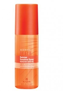 summer sunshine spray ALTERNA